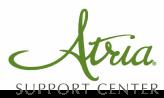 Atria Support Center image